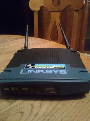 Linksys Wifi router for Sale in Warren, MI