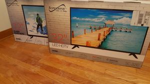"""(2) 32"""" LED HDTV Supersonic SC-3210 Brand New Sealed for Sale in North Riverside, IL"""