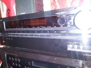 Bluetooth onkyo reciever( w/ remote) for Sale in Obetz, OH