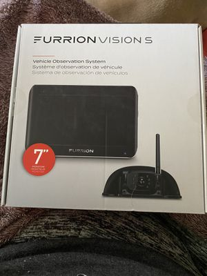 "Furrion RV wireless backup camera with 7"" screen for Sale in Burleson, TX"