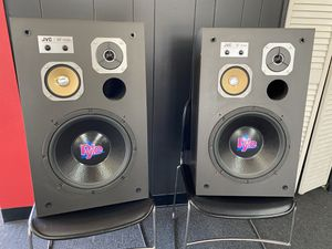 JVC SK-1000s LoudSpeakers Top of the line 170 watts each !!! $140 Cash for Sale in Littleton, CO