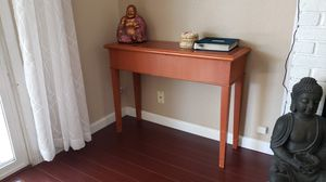 Small console table for Sale in San Jose, CA