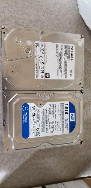Western digital hard drives for Sale in Sterling Heights, MI