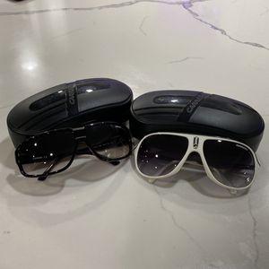 2 Pair Carrera Sunglasses for Sale in Skokie, IL