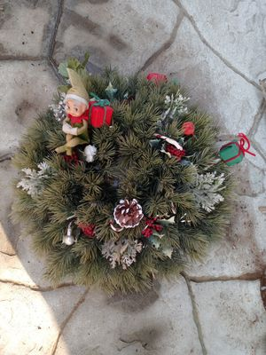 CHRISTMAS WREATH for Sale in Fresno, CA