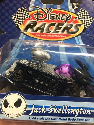 Nightmare Before Christmas Disney Racers for Sale in Corona, CA
