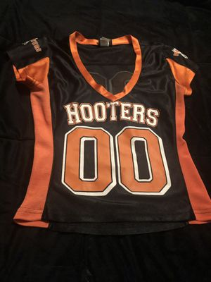 Black Hooters Football Jersey for Sale in Evansville, IN
