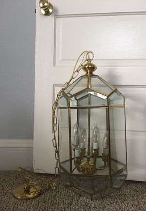 Large Hanging Light for Sale in Everett, WA