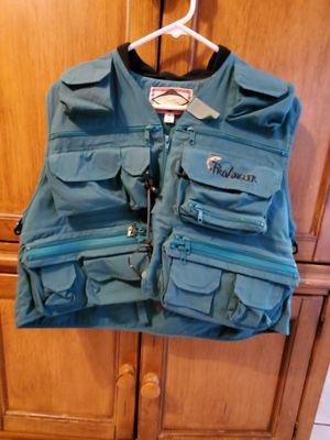 Fishing vest for Sale in Phoenix, AZ