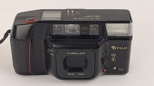 Fuji DL-400 Tele QD 35mm point and shoot film camera for Sale in Smyrna, TN