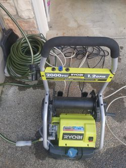 Ryobi pressure washer for Sale in Beaverton,  OR