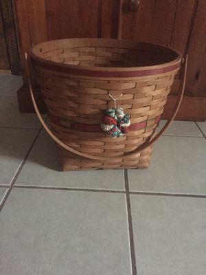 Longaberger Christmas for Sale in Millsboro, DE