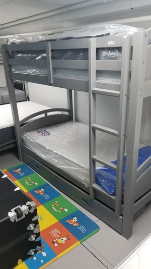 Bunk BED twin SIZE for Sale in Queens, NY