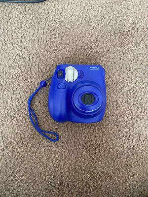 Fuji film instant camera for Sale in Waukegan, IL