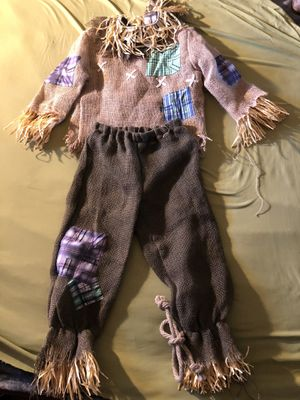 Cute Scarecrow costume for Kids for Sale in Chula Vista, CA