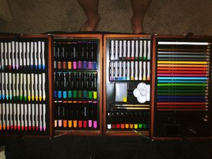 Art supply case for Sale in Norfolk, VA