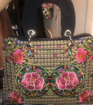 Embroidered bag from Mexico for Sale in Tustin, CA
