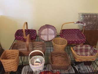Longaberger Basket Lot for Sale in Everett,  WA