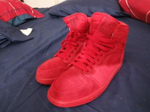 "Air Jordan 1 Retro High ""Red Suede"" for Sale in Phoenix, AZ"