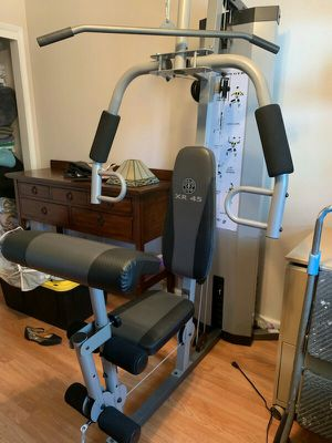 FULL BODY WEIGHT SET for Sale in Sanger, CA