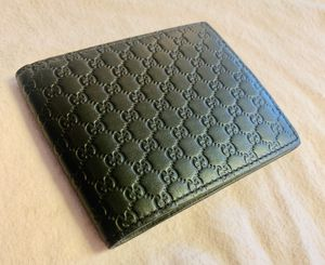 Authentic Gucci Ghost Web Men's Bifold Wallet Authentic and is Mint! for Sale in Bakersfield, CA