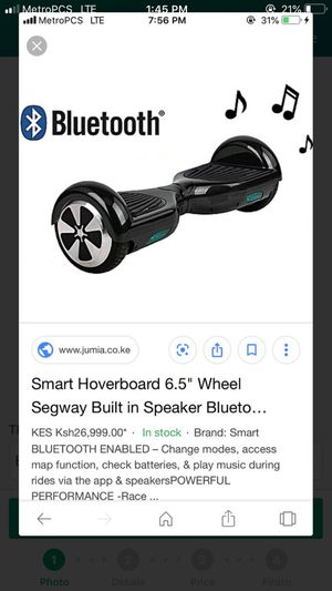 Bluetooth hoverboard for Sale in Princeton, FL