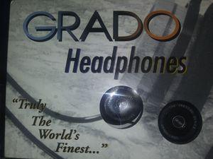 Grado head phones for Sale in Los Angeles, CA