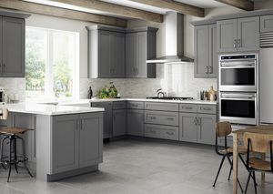 Grey Shaker Kitchen Cabinets for Sale in Cleveland, OH