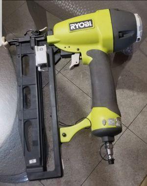 "RYOBI 2.5"" 16-gauge straight nailer. $75 for Sale in National City, CA"
