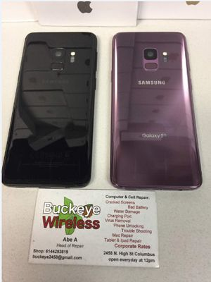 Samsung Galaxy S9 for Sale in Vienna, VA