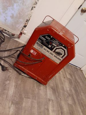 LINCOLN ELECTRIC AC-DC WELDER for Sale in Los Angeles, CA
