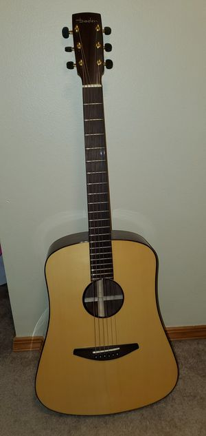 BADEN ACOUSTIC GUITAR +ALL YOU NEED for Sale in Stanwood, WA