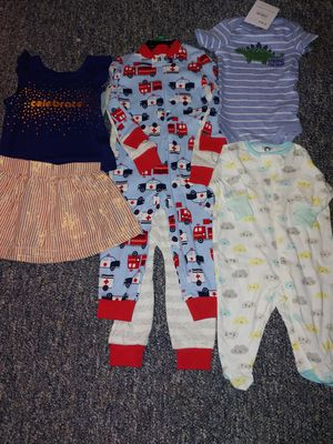 Kids brand new clothing + extra baby items for sale! 👶 🍼 for Sale in San Diego, CA