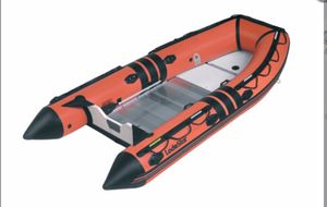 Load star inflatable boat with wood floor for Sale in San Juan Capistrano, CA