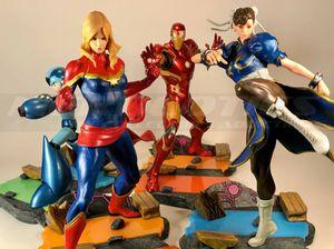 Marvel vs Capcom Infinite Statues for Sale in Spring Valley, CA