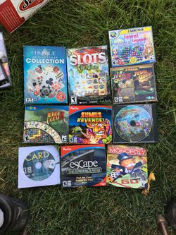10 computer games for Sale in Grandview,  WA