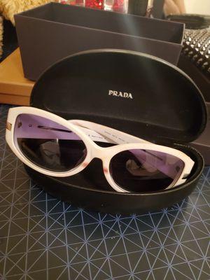 Authentic Prada sunglasses for Sale in LRAFB, AR