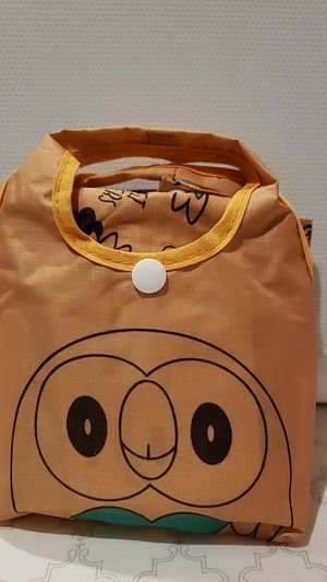 Pokemon Official Rowlet Reusable Shopping Tote for Sale in Escondido, CA