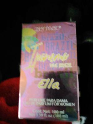 Nuevo perfume ella de zermat for Sale in Commerce City, CO