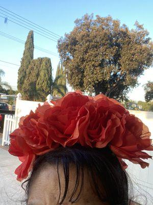 Halloween, día de los muertos, Frida Kahlo, Mexican Fiesta Crown $6 each one for Sale in Anaheim, CA