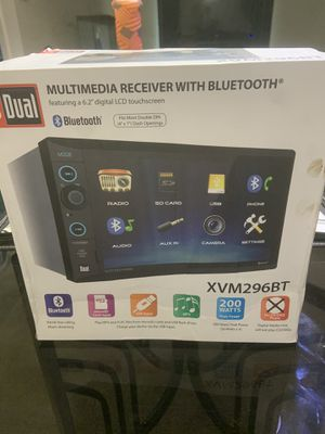 Dual Touch Screen Radio for Sale in Jennings, MO