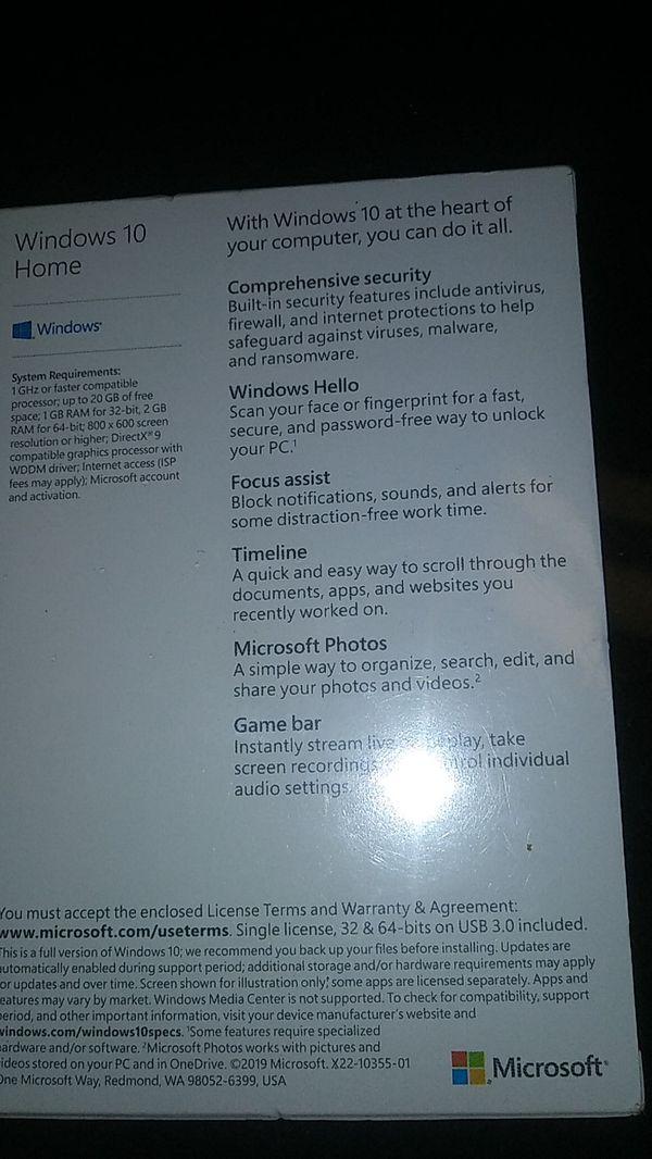 Windows 10 program
