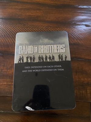 Band of Brothers DVD box set for Sale in Brentwood, CA