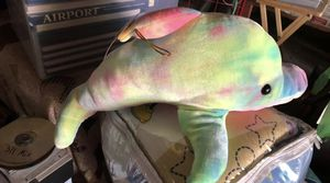 Stuffed animal dolphin for Sale in Salt Lake City, UT