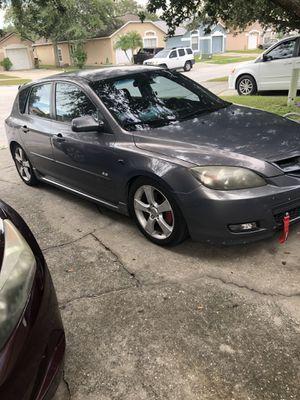 07 mazda 3 hatchback for Sale in Kissimmee, FL
