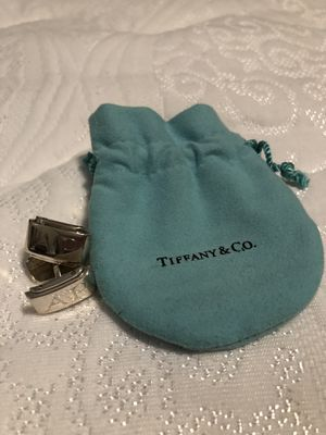 Tiffany & Co. cuff links with AP initials for Sale in Redwood City, CA