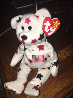 """Beanie Baby """"Glory"""" (1997) for Sale in Ramsey, NJ"""