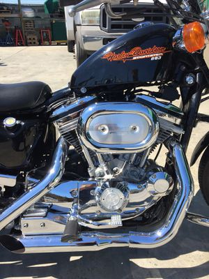 Very clean very low miles 1996 Harley Davidson sportster for Sale in Los Angeles, CA