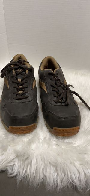 Reebok RB1940 Men's Safety steel toe Shoes - Brown for Sale in Dearborn, MI