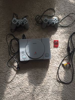 Modded PlayStation PS1 for Sale in Chester, VA